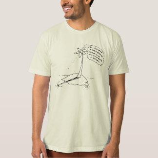 T-shirt Palmier pythagorien