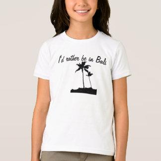 T-shirt Palmiers de Bali