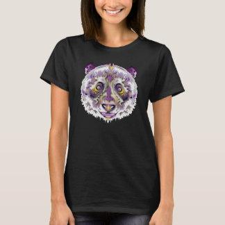 T-shirt Panda coloré