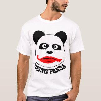 T-shirt panda, parodie drôle