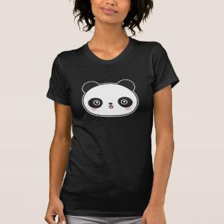 T-shirt Panda (style d'autocollant)