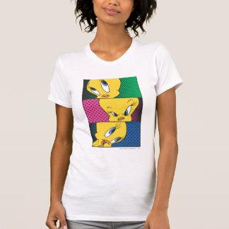 T-shirt Panneaux comiques de Tweety