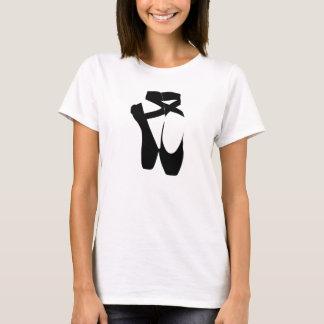 T-shirt Pantoufles de ballet