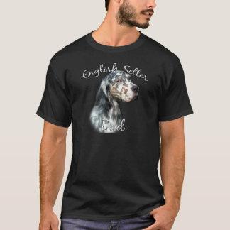 T-shirt Papa 2 de poseur anglais