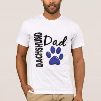 T-shirt Papa 2 de teckel