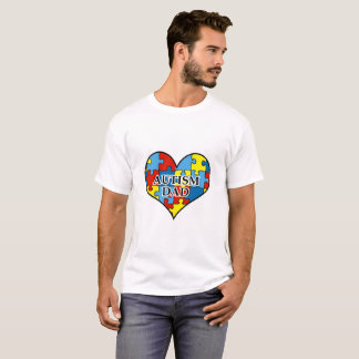T-shirt Papa d'Autistim