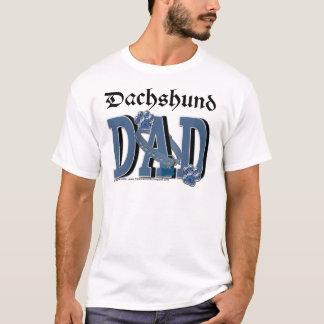 T-shirt PAPA de teckel