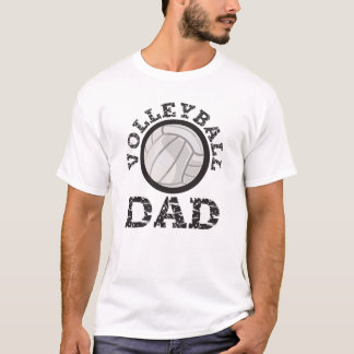 T-shirt PAPA de volleyball