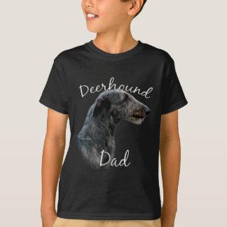 T-shirt Papa écossais 2 de limier