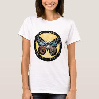 T-shirt Papillon d'élément