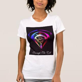 T-shirt Par la cellule