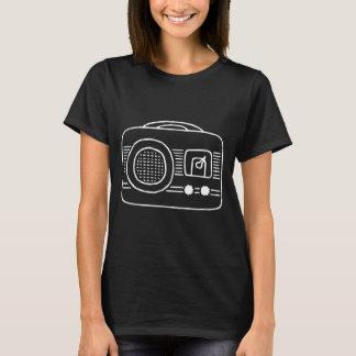T-shirt par radio