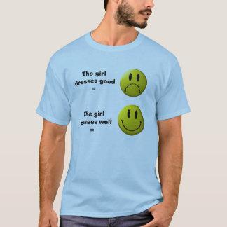 T-shirt Paradis de grammaire