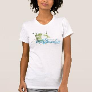 T-shirt Paradis T