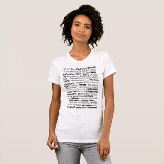 T-shirt paranormal !