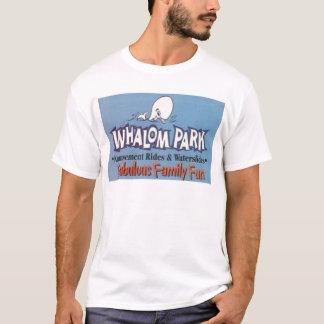 T-shirt Parc d'attractions de parc de Whalom (Lunenburg,