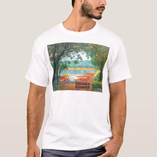 T-shirt Parc de Burnham, ville de Baguio, Philippines