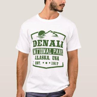 T-SHIRT PARC NATIONAL ALASKA DE DENALI