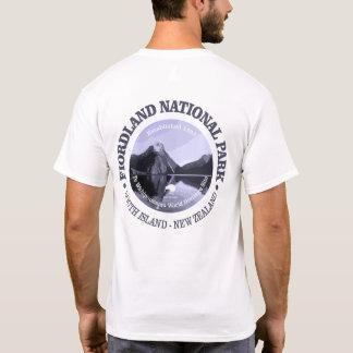 T-shirt Parc national de Fiordland