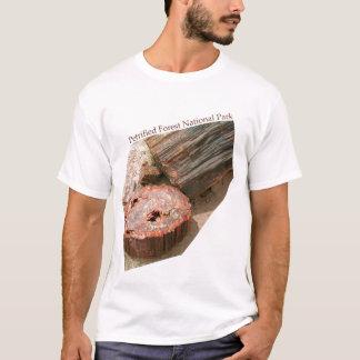 T-shirt Parc national de forêt Petrified
