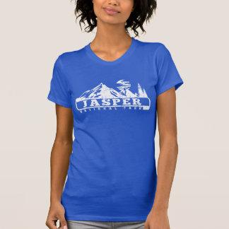 T-shirt Parc national de jaspe