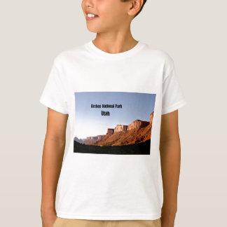T-shirt Parc national de voûtes, UT