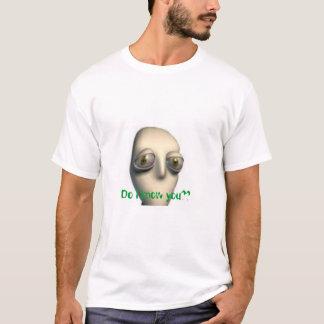 T-shirt Parent éloigné