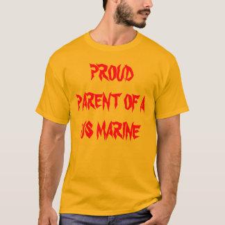 T-shirt Parent fier
