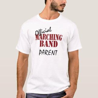 T-shirt Parent officiel de fanfare