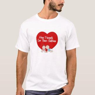 T-shirt parents et enfants