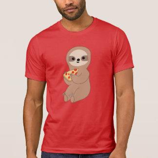 T-shirt Paresse de pizza