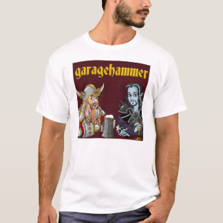 T-shirt Pari lourd
