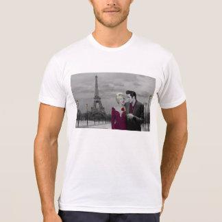 T-shirt Paris B&W