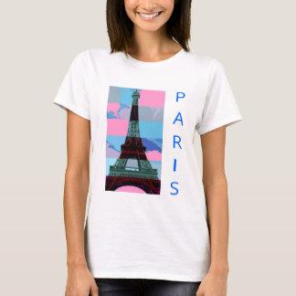 T-shirt Paris Eiffel