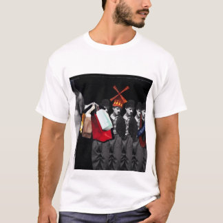 T-shirt Paris et Londres