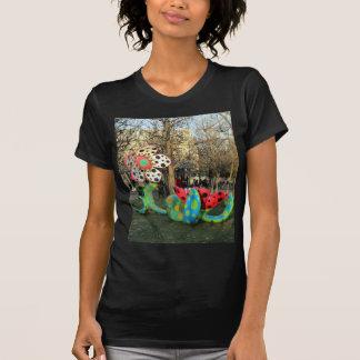 T-shirt Paris - Jardin de Tuilleries