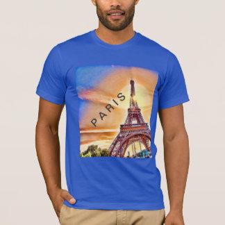 T-shirt Paris, les cadeaux personnalisés par Tour Eiffel