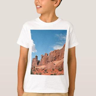 T-shirt Park Avenue, voûtes parc national, Utah
