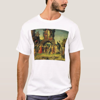 T-shirt Parnassus, Mars et Vénus par Andrea Mantegna