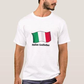 T-shirt Parrain italien