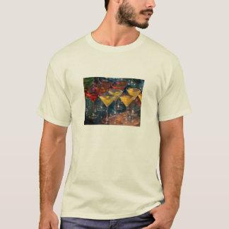 T-shirt Partie de folie de Martini