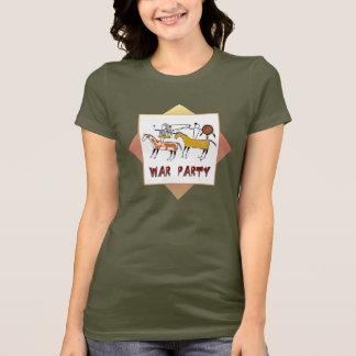 T-shirt Partie de guerre