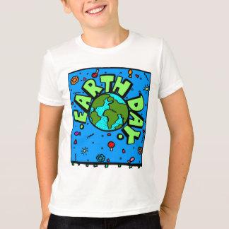 T-shirt Partie de jour de la terre