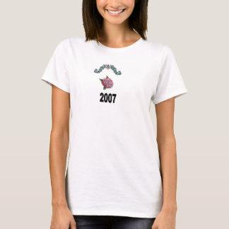 T-shirt partie de la fête des mères 2007