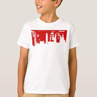 T-shirt Partie supérieure du centre