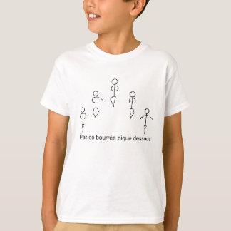 T-shirt Pas de bourree