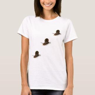 T-shirt pas d'escargots
