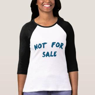 T-shirt Pas en vente. La chemise des femmes