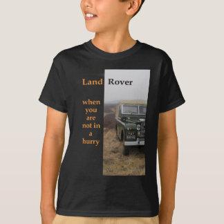 T-shirt Pas pressé