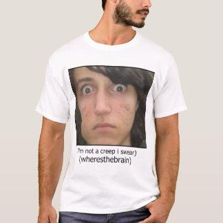 T-shirt Pas un fluage